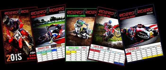 calendario riders4riders 2015