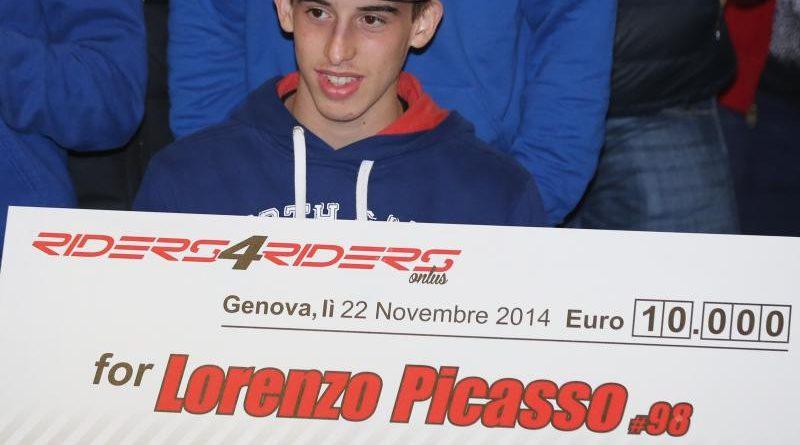 donazione per lorenzo picasso