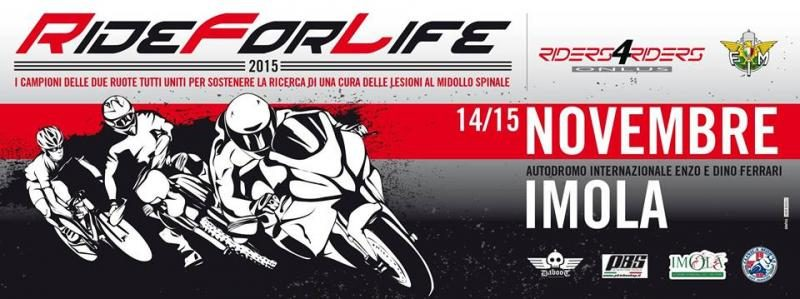 Ride For Life 2015