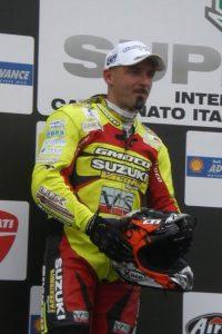 Fabio Balduccii ambasciatore riders4riders