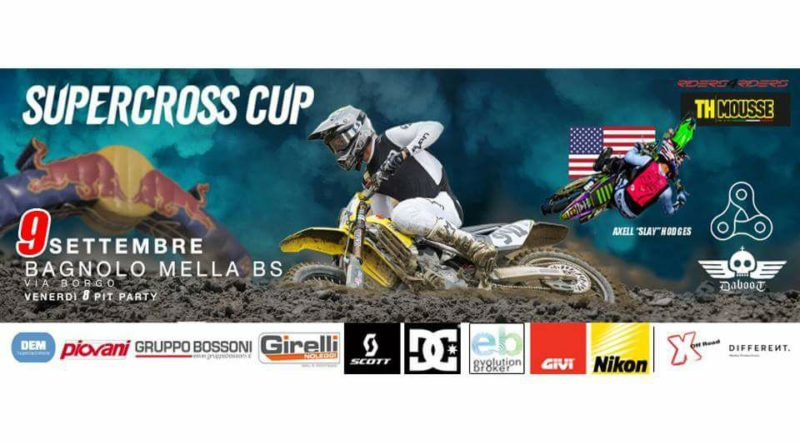 Lotteria Supercross Cup 2017